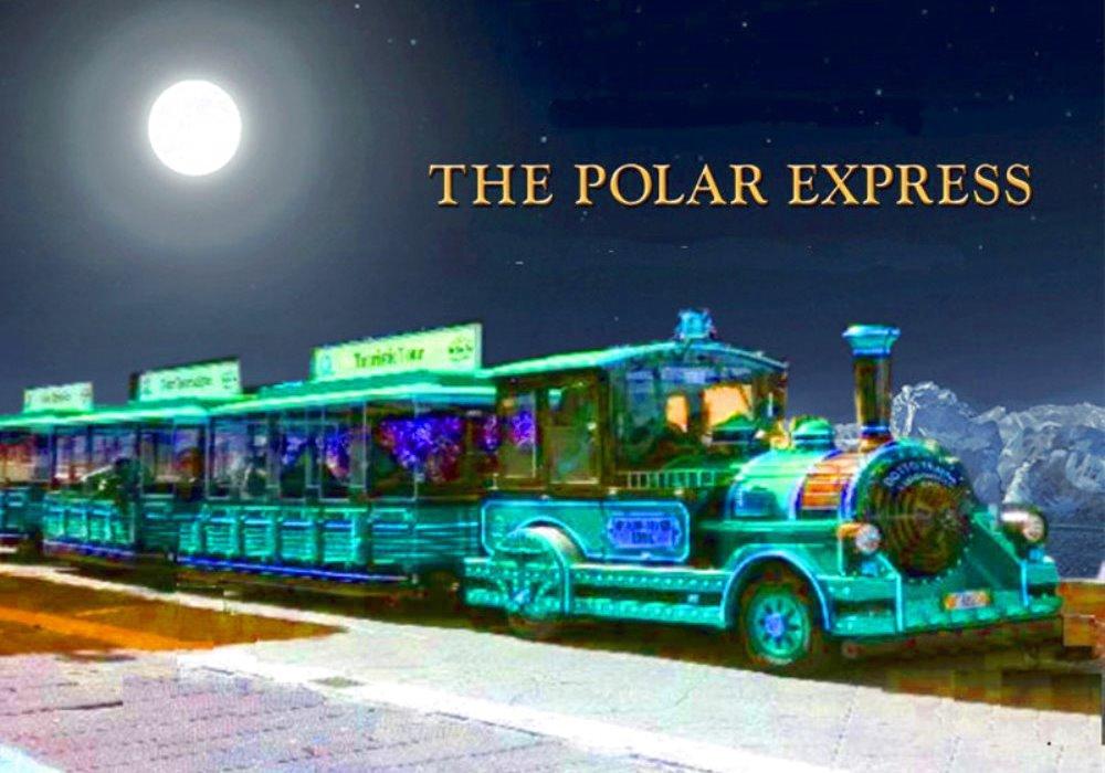 Polar Express... Il trenino per visitare Chianciano Terme durante le festività Natalzie