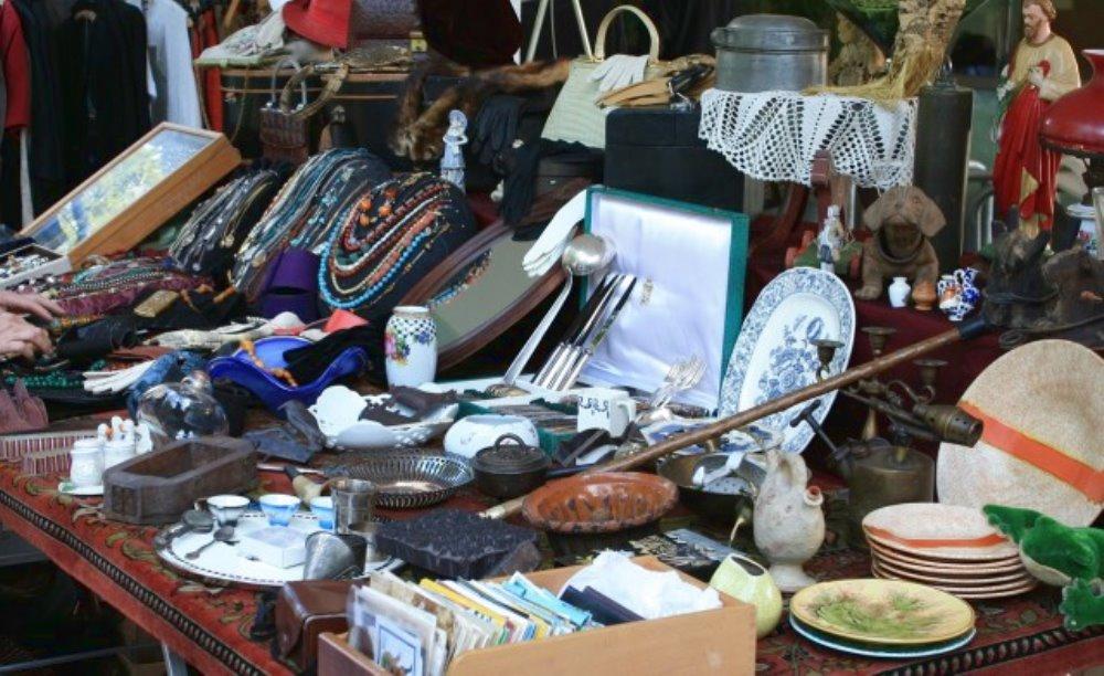 mercatino a Chianciano Terme domenica 24 aprile