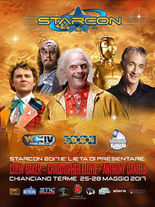 Starcon Italia 2017 a Chianciano Terme 25 - 28 maggio